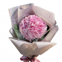 Bouquet Mono Hydrangea (Different Colour)