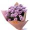 Bouquet of Chrysanthemums Santini Pink