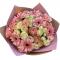 Bouquet of Roses, Spray Roses, Gerbera, Dianthus