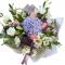 Bouquet of Hydrangeas, Roses, Alstroemerias and Eustoma
